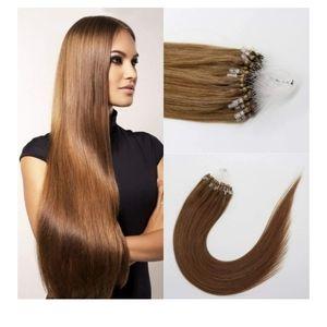 """Micro loop hair extensions 20"""" (100% human)"""